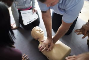 first aid course sydney