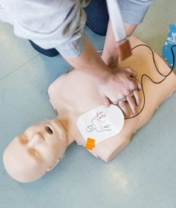 CPR Course Slider