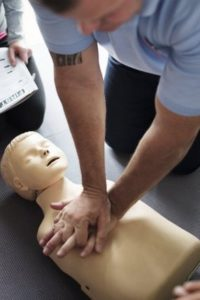 First Aid Course Slider